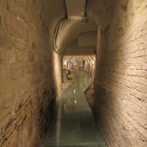 Ingresso al Foro sotterraneo