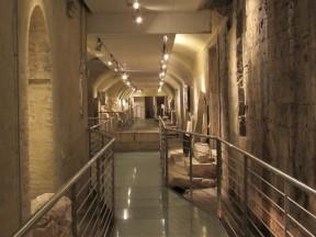Parte del Foro sotterraneo