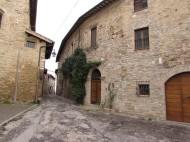 Casa con la curvatura dell'anfiteatro