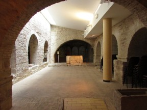 Cripta Basilica Ugoniana