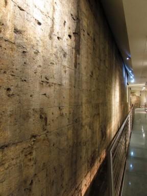 Muro di sostentamento del Tempio