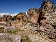 Biblioteca privata di Adriano - the private Hadrian's library