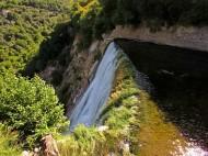 La Cascata del fiume Aniene