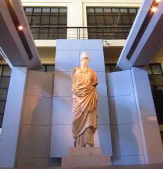 Atena, Museo Centrale Montemartini - Roma