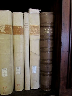 Una Divina Commedia - Biblioteca Capitolare di Verona