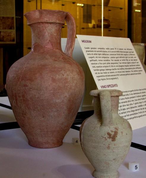 Anfore di vino -Museo Archeologico di Marsala