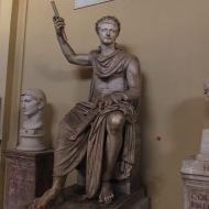 Tiberio, I sec d.C Musei Vaticani
