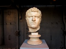 Ritratto di Caracalla, 212-217 d.C, Centrale Montemartini Roma