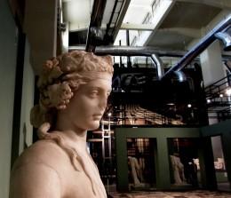 Dioniso, modello ellenistico, Centrale Montemartini Roma