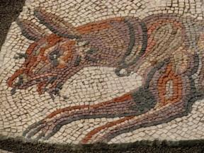 Cane con collare - Horti Liciniani - Centrale Montemartini - Roma