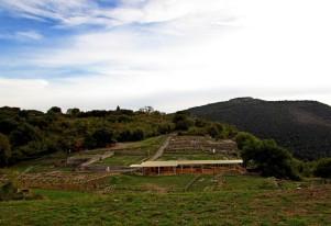 Panorama sul Foro
