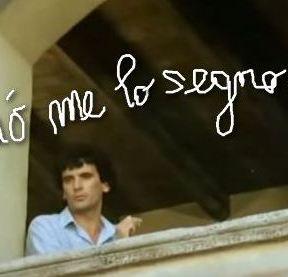 Frame dal film NON CI RESTA CHE PIANGERE ,1984 da youtube.com