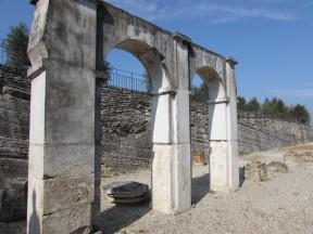 Archi del criptoportico
