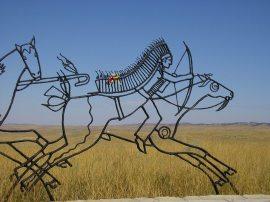 Memorial agli Indiani di Little Big Horne