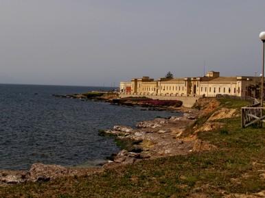 Capo Boeo, Antica città di Lilibeo (Marsala) da cui Annibale si imbarcò per tornare a Cartagine