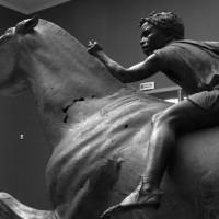 I magnifici bronzi del Museo Nazionale di Atene. The amazing bronzes of Athens Archeo Museum.