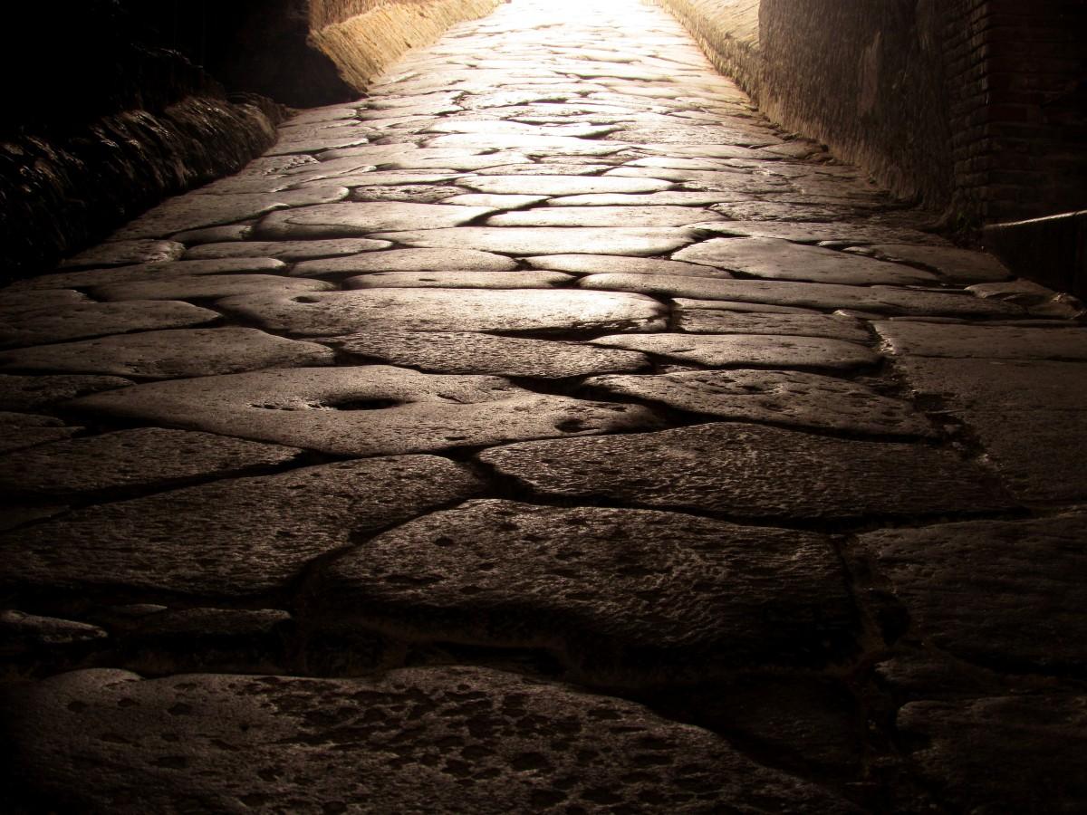 Le strade di Pompei