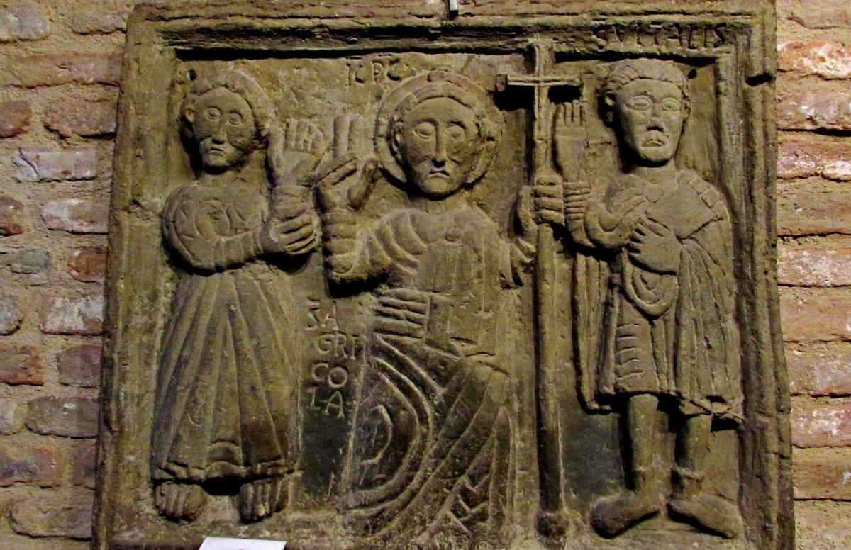 La Gerusalemme di Bologna, nata dal culto di Iside ora ha uno dei presepi più belli della città!
