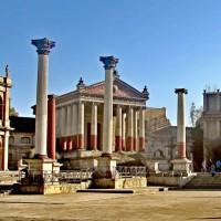 Roma e Gerusalemme. Viaggio nel tempo a Cinecitta'.