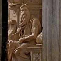 Il Mosè di Michelangelo, la sua splendida tragedia.