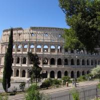 Il Colosseo ligneo di Carlo Lucangeli - Il Colosseo, la mostra.
