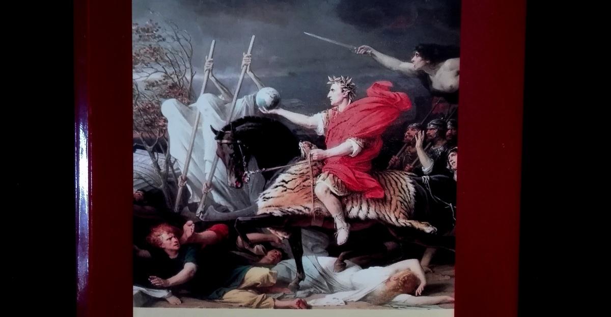 Giulio Cesare da dove passò? Dal Rubicone o dall'Urgón?
