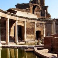 Il Teatro Marittimo di Villa Adriana