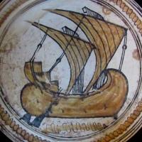 Corinto, quando le navi viaggiavano su una strada.