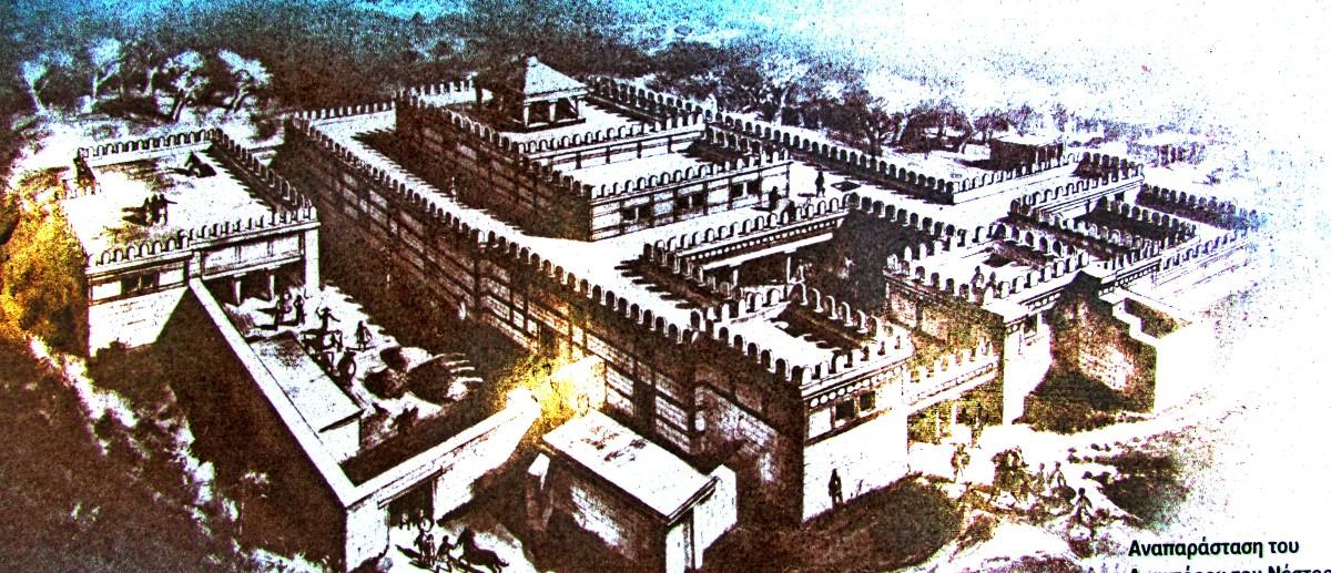 Il Palazzo di Nestore e Pilo sabbiosa: un mito che è storia.