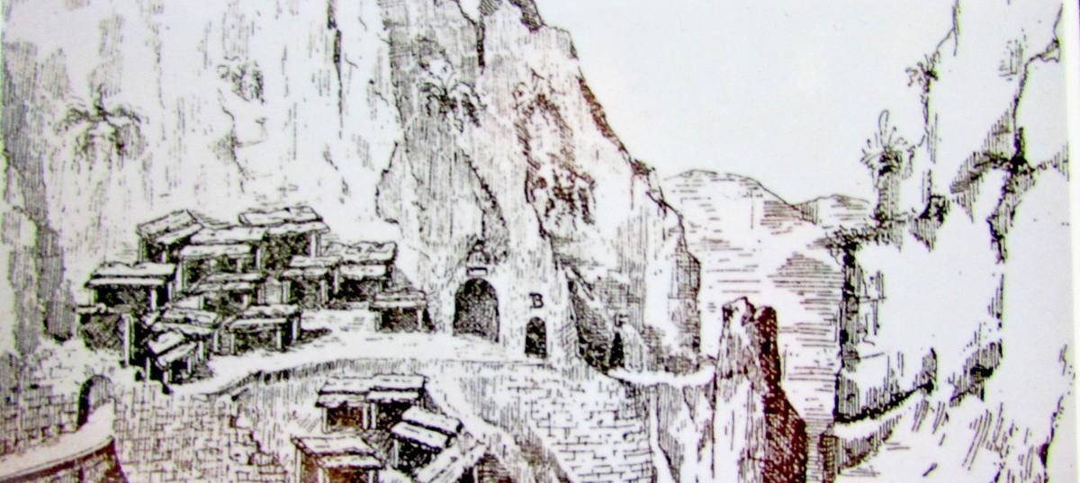 Il Furlo: una galleria romana, un'antica strada e due aquile reali.