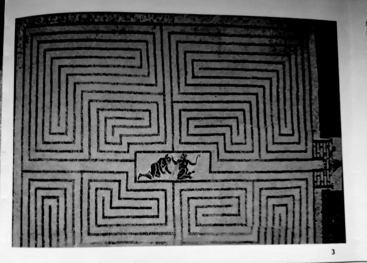 Isola di Giannutri: una villa romana, un mosaico e una donna misteriosa.